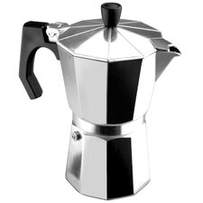 Kenia Aluminum 9 Cups Coffee Maker