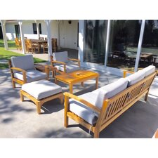 Waterford 15 Piece Deep Seating Group with Cushion