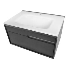 "Cityscape 30"" Single Bathroom Vanity"