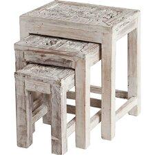 Clarendon 3 Piece Nesting Tables