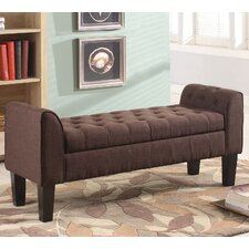 Arborway Tufted Storage Ottoman by Darby Home Co
