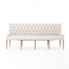 Grateron Upholstered Entryway Bench by One Allium Way