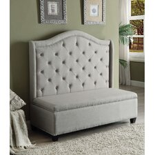 Fairly Upholstered Storage Entryway Bench by ACME Furniture