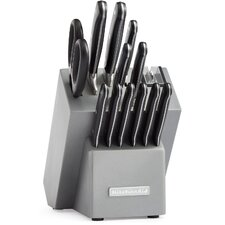Classic Forged 14 Piece Triple Rivet Knife Set