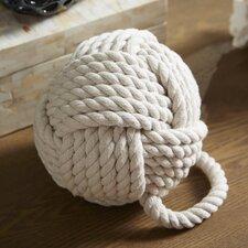 Rope Knot Door Wedge