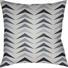 Wakefield Contemporary Square Throw Pillow