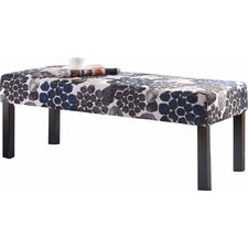 Upholstered Decorative Bedroom Bench by Container