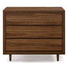 Nifty 3 Drawer Dresser