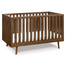 Nifty Timber 3-in-1 Convertible Crib by Ubabub