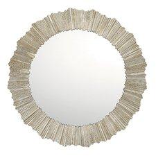 Round Metal Decorative Wall Mirror