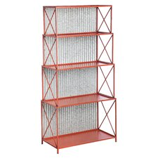 Glenwood 70 Etagere Bookcase by 17 Stories