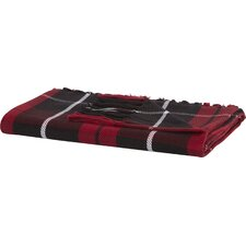 Docena Cotton Woven Throw Blanket