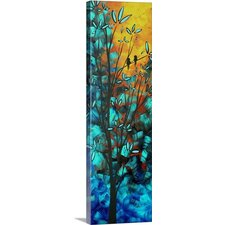 Love is in the Air' by Megan Duncanson Graphic Art on Wrapped Canvas by Great Big Canvas
