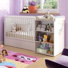 Adele Compact Convertible Cot