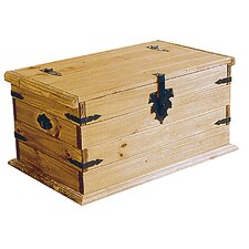 Rustic Corona Wooden Box