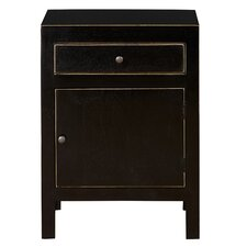 Crooked Lake 1 Door Cabinet by Charlton Home