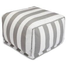Dazelle Stripe Ottoman