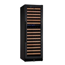 164 Bottle Dual Zone Convertible Wine Cellar