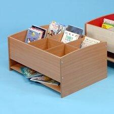 Low Level 40.5cm Book Cart