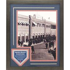 Red Sox Fenway Park Legendary Moments Framed Memorabilia