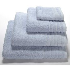 LinenHall Plain Dye Cotton Bath Towel