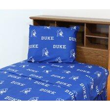 NCAA Duke Sheet Set