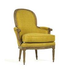Sebastian Club Chair by Zentique Inc.