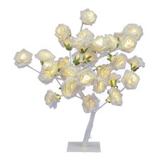 Easter LED Rose Tree Lamp