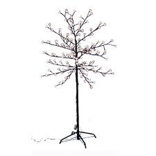 Multi Functional Cherry Tree with LED Lamp