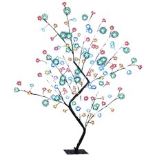 Cherry Z Tree with LED 120 Light Lamp