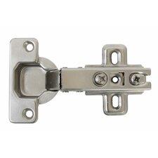 6cm H x 10cm W Self-Closing Single Door Hinge (Set of 10)