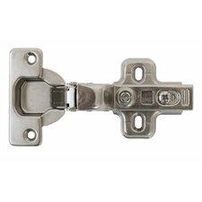 15.5cm H x 6cm W Self-Closing Single Door Hinge (Set of 4)