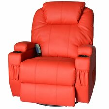 Cinema Massage Rocking Swivel Heated Nursing Gaming Chair Recliner