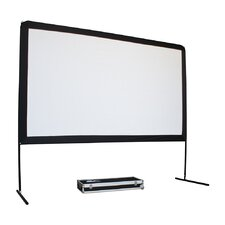 YardMaster Foldable Outdoor Portable Light Weight Front Projection Movie Screen