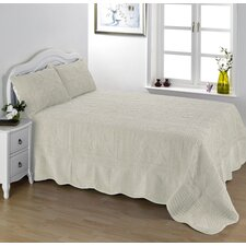 Lottie Quilted Bedspread Set