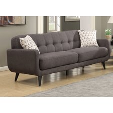 Crystal Mid-Century Sofa by AC Pacific