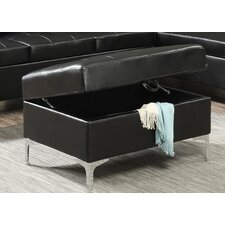 Mila Storage Ottoman by AC Pacific