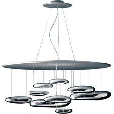 Mercury 2-Light Mini Suspension Light
