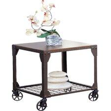 Starke End Table by Hokku Designs