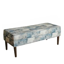 Beaird Upholstered Storage Entryway Bench by Mercury Row