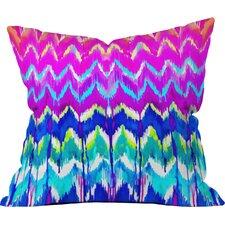 Holly Sharpe Summer Dreaming Throw Pillow
