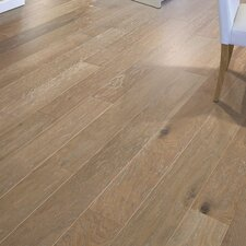 "American Villa 5"" Engineered Oak Hardwood Flooring in Ivory Coast"