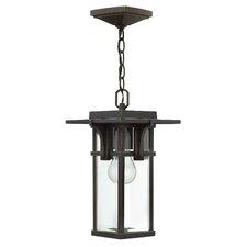 Manhattan 1 Light Hanging Lantern