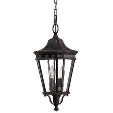 Cotswold Lane 2 Light Outdoor Hanging Lantern
