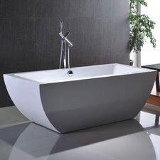 Huntington 67 x 33 Soaking Bathtub by MTD Vanities
