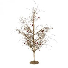 Glitzy Table Top Twig Tree