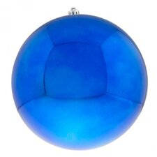 Shiny Shatterproof Ball Ornament (Set of 3)
