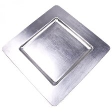 33cm Standard Square Charger Plate (Set of 6)