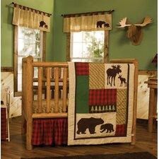 Northwoods 6 Piece Crib Bedding Set