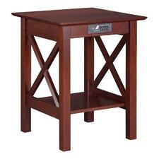 Grosvenor End Table by Alcott Hill